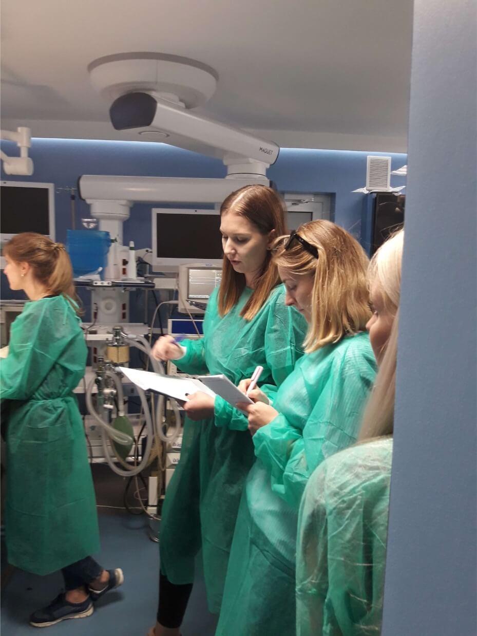 Warsztaty anestezjologiczne
